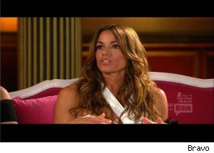 'Real Housewife' Kelly Bensimon Acts Really Crazy