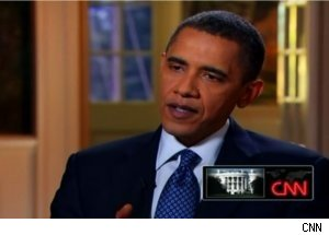 Obama Talks Oil Spill on 'Larry King Live'