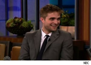 Robert Pattinson 'Convulsing' During Nude Scenes