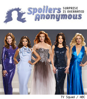 Spoilers Anonymous - Desperate Housewives