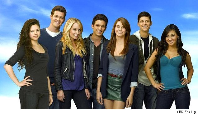 The Secret Life of the American Teenager, Cast Photo