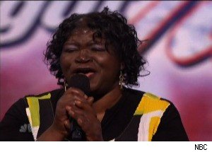 'Precious' Star Gabby Sidibe's Mom Has the Skills on 'America's Got Talent'