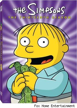 'The Simpsons: The Thirteenth Season'
