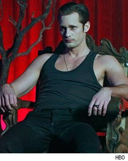 Alexander Skarsgård in 'True Blood'