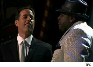 Jerry Seinfeld, Cedric the Entertainer