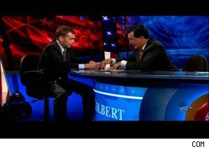 Talking to the Man Who Brought Down General McChrystal on 'Colbert'