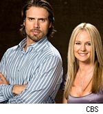Joshua Morrow, Sharon Case