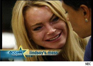 Lindsay Lohan Is Sent to Jail