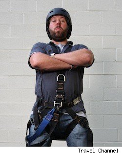 Bert Kreischer, host of 'Bert the Conqueror' on The Travel Channel