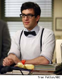 B.J. Novak signs on for 'The Office' seasons seven and eight