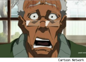 Stress Meds on 'Boondocks' Have Stressful Side Effects