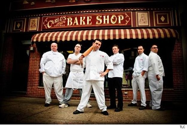 A 3rd season of 'Cake Boss' premieres at 9 p.m. on TLC.