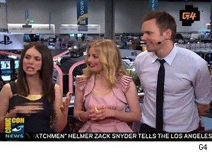 The Cast of 'Community' Discusses Sluttiness and Bestiality at 'Comic-Con'