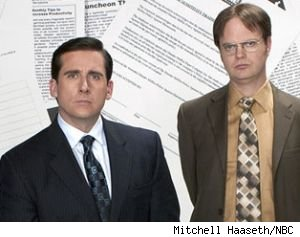 Should Dwight Schrute be the logical replaement when Michael Scott leaves 'The Office' at the end of season 7?