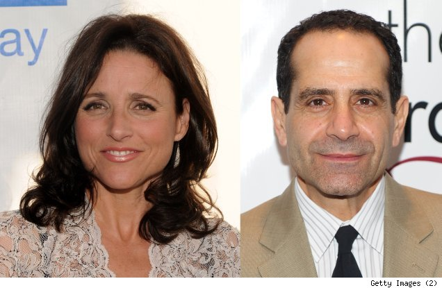 Julia Louis-Dreyfus and Tony Shalhoub