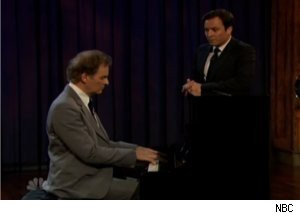 Kevin Kline Turns Beethoven into Rock on 'Late Night'
