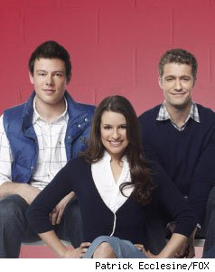 Cory Monteith, Lea Michele, Matthew Morrison - Glee