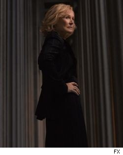 Glenn Close in 'Damages'