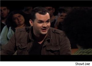 Jim Jefferies' Criminal Lineage on 'The Green Room'