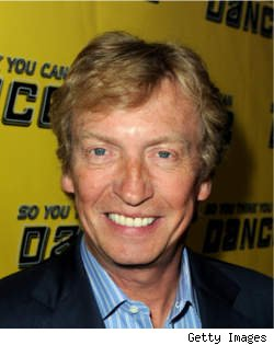 Nigel Lythgoe, May 2010