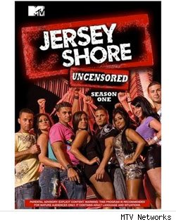 Jersey Shore DVD