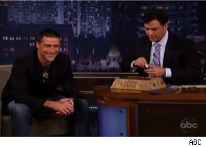 Matthew Fox Finds Extra 'Lost' Secret on 'Jimmy Kimmel Live'