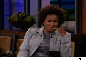Wanda Sykes Talks Mel Gibson on 'Tonight Show'