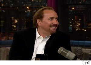 Nicolas Cage Took Psychedelic Mushrooms with His Cat