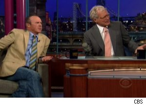 YouTube Stumps 'Late Show' When Michael Keaton Visits