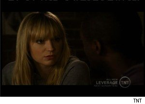 On 'Leverage,' One of the Team Members Gets a Jealous Crush