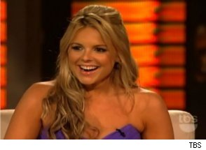 'The Bachelorette' Ali Fedotowsky on 'Lopez Tonight'