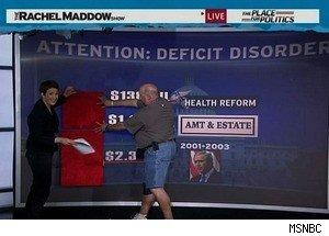 Major FAIL on 'The Rachel Maddow Show'
