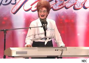 Mary Ellen, America's Got Talent