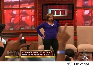 Maury's Guest Says That She's a 'Dime Piece' -- Huh?  Say What Now?