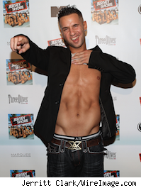 'Jersey Shore' star Mike 'The Situation' Sorrentino