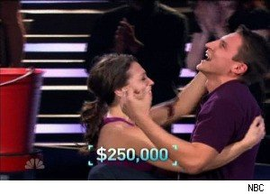 A 'Superhuman' Couple Score $250,000 on 'Minute to Win It'