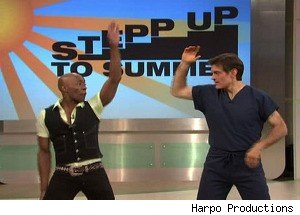 Dancing Away the Pounds on 'The Dr. Oz Show'