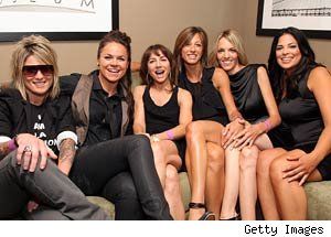 The Real L Word cast