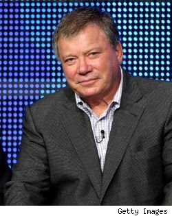 William Shatner at the 2010 Summer TCAs