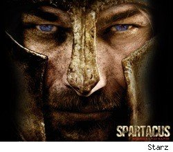 'Spartacus: Blood and Sand'