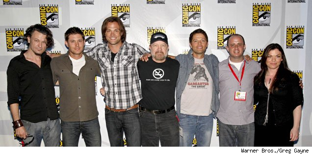 Supernatural Cast and Producers