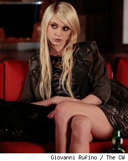 Taylor Momsen on 'Gossip Girl'