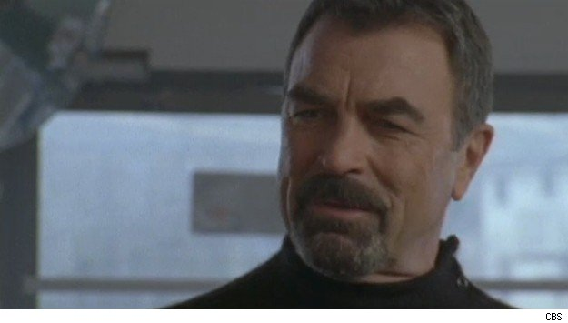 Tom Selleck as Jesse Stone Just as it did when (yes, we know, the fictional) ...