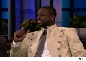 'Tonight Show': Dwyane Wade Raps, Recruits One More to Miami Heat