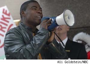 Tracy Morgan to star in his first HBO stand-up special, Black and Blue