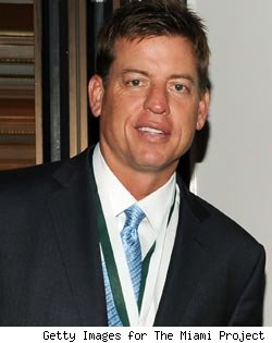 Troy Aikman Former Dallas Cowboys football star Troy Aikman may be after a ...