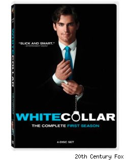 White Collar Season 1 on DVD