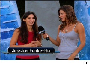 A Funke-Ho on 'Wipeout'
