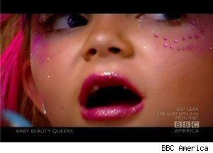 'Baby Beauty Queens' - Is It Wrong to Make Little Girls Wear Tons of Makeup and Glitter?