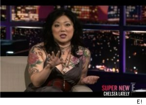 'Chelsea Lately': Margaret Cho No Longer Smokes Weed
